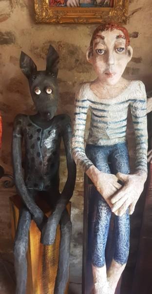 charalou et momo son copain d'enfance