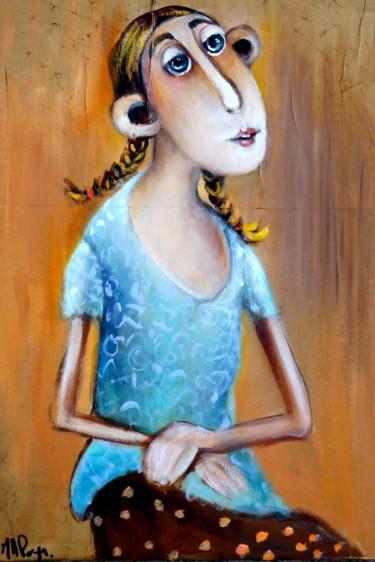 portrait harcourt de melle ginoux