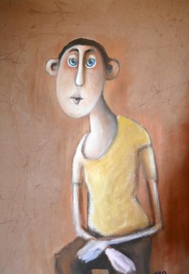 portrait harcourt de Gilou